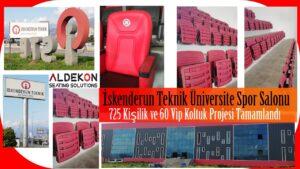 Deco Spor Sistemleri Ankara Proje 2